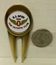 2012 US Open The Olympic Club - Ball Marker/Divot Repair Tool - New