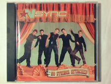 NSYNC No strings attached cd USA JUSTIN TIMBERLAKE RICHARD MARX