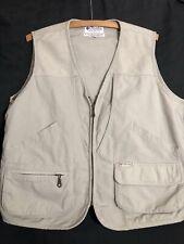 Vintage Columbia Hunting Vest Size L