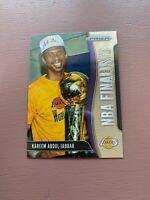 2019-20 Panini Prizm Basketball: Kareem Abdul-Jabbar - NBA Finalists