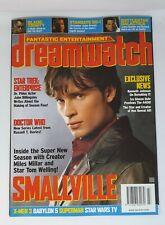 Dreamwatch Magazine Issue No 123 Smallville