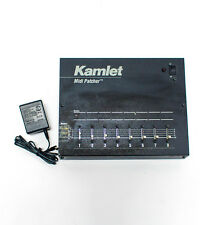 Kamlet Midi Patcher - 4 In / 8 Out MIDI Routing Control System with Power Supply