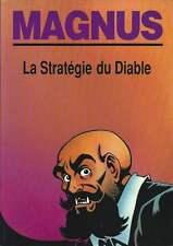 MAGNUS . LES PARTISANS N°2 . LA STRATÉGIE DU DIABLE . EO . 1991 .
