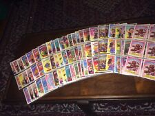 HUGE Lot - original Series 4 - Garbage Pail Kids - 212 sleeved cards 1986 OS4