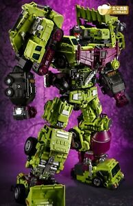 Jinbao Devastator Full Set with Upgrade Kit | Post from Sydney