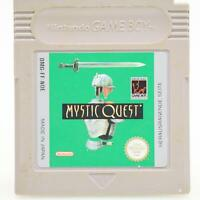 Mystic Quest | Nintendo Game Boy Spiel | GameBoy Classic Modul | Akzeptabel