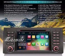 "AUTORADIO 7"" Android 6.0 Bmw Serie 5 E39 X5 E53 M5 Navigatore Gps Comandi 2GB"