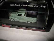 1/43 ACE MODEL CARS 1952 AUSTIN A40 HIGH LITE UTE  LIGHT GREEN  UTE LTD EDITION