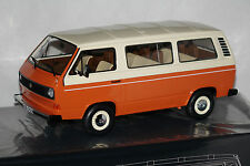 VW T3 Bus orange beige 1 of 500 1:18 Premium Classixxs neu & OVP 30025