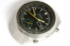 Seiko 6139-7101 chronograph for parts/restore - Sn. 881569