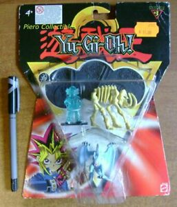 Yu-Gi-Oh Series 3 Grandpa Winged Dragon Mammoth Graveyard Figures