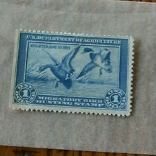 #RW1 1934 - US Federal Duck Stamp