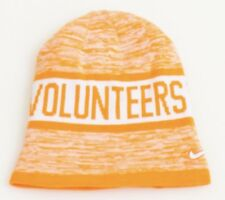 00e90a0b61d38 Nike Reversible Tennessee Volunteers Orange   White Knit Beanie Men s One  Size