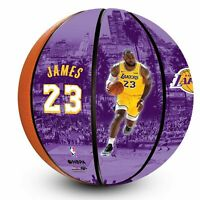 LeBron James Los Angeles Lakers Officially Licensed Debut NBA Basketball