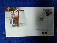 NHL CANADA POST 2015 DAY of ISSUE MONTREAL CANADIENS KEN DRYDEN