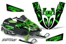 Arctic Cat Sno Pro 120 Sled Wrap Snowmobile Decal Graphics Kit 09-13 NIGHTWOLF G