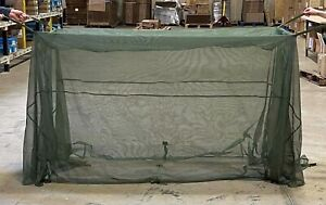 US Military Insect Mosquito Net Bar Netting Cot Cover Green New