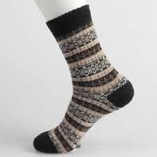 Socks 100% Wool Cashmere Cotton Socks Comfortable Warm Winter Thick Socks