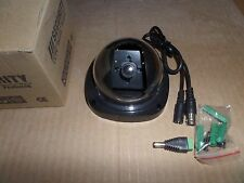 CD35N CCTV SONY COLOR CCD Mini High Resolution Dome Camera COP 12VDC
