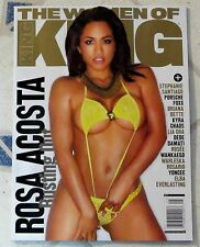 WOMEN OF KING Sexy ROSA ACOSTA Busting Out KYRA CHAOS Porsche Foxx BRIANA BETTE