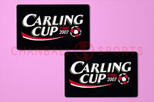 Football League Cup Carling Cup 2007 Final Sleeve Soccer Patch / Badge