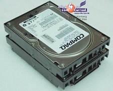18 GB disco duro compaq hard disk ad018335ca 180726-008 maj3182mc SCSI #k188