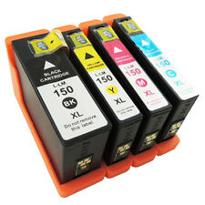 4x For Lexmark 150XL Ink Cartridge Set S315 S415 S515 Pro715 Pro915 High Quality