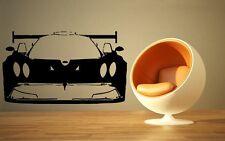 Pagani Zonda Roadster Super Cars Racing Wall MURAL Vinyl Art Sticker M035