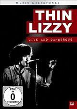 USED (LN) Music Milestones: Thin Lizzy Live & Dangerous (2013) (DVD)