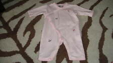 NWOT NEW BOUTIQUE MARGERY ELLEN 0-3 PINK CUPCAKE OUTFIT