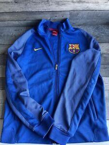 Barcelona Training Jacket - Size Medium - Good Condition