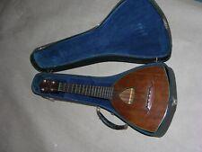 Vintage Rare 1930 Washburn Lyon & Healy Shrine Ukulele Excellent Condition Green