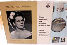 Rautawaara registrazioni storiche, TELEFUNKEN ht28, sample record, M -