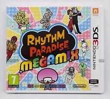 RHYTHM PARADISE MEGAMIX - NINTENDO 3DS - PAL ESPAÑA - NUEVO PRECINTADO