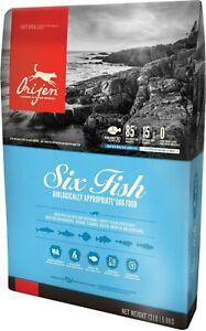 ORIJEN Six Fish 13lbs