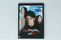 DVD HO VOGLIA DI TE 2 DISCHI SCAMARCIO, CHIATTI, SAUNDERS 2007 [AU1-039]