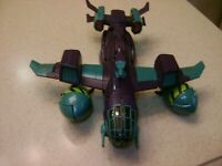 Lugnut Voyager Animated Transformers