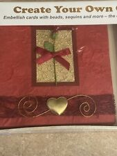 Create your own Gift Cards ~ 6 cards