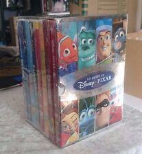 Lo Mejor De Disney Pixar 8 DVDs Nemo Toy Story Monsters Bichos Incredibles Cars