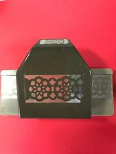 Stampin Up Large Lace Ribbon Punch Lock Down Style