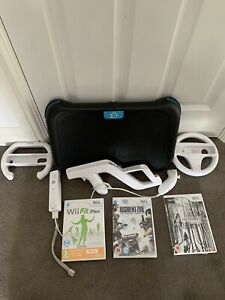 Nintendo wii accessories bundle
