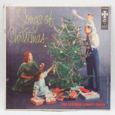 Vintage Norman Luboff Choir Songs Of Christmas Record Album Vinyl LP