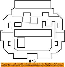 FORD OEM-Control Module AE9Z19E624B