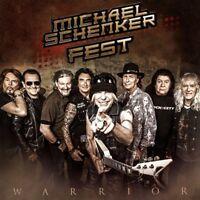 MICHAEL SCHENKER FEST - WARRIOR   VINYL LP SINGLE NEU
