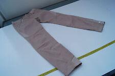 MARC CAIN Sports Damen stretch Jeans Hose Reiterhose Stiefelhose Gr.38 beige #11