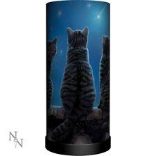 Wish Upon A Star Cat Lamp UK Plug