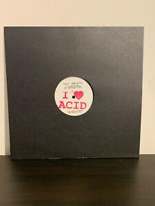 "I Love Acid ILA017 Jared Wilson 12"" Brand New"