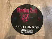 Christian Death* ‎– Skeleton Kiss P21 Ships from US