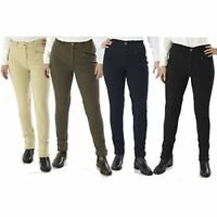 TOGGI FENTON LADIES JODHPURS - SIZE 24 R - NAVY BLUE - BNWT - HORSE RIDING
