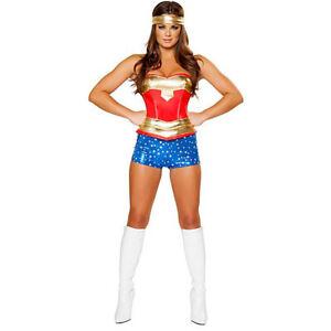 Heroine Hottie Costume